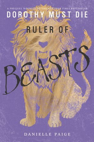 Ruler of Beasts book image