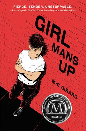 Girl Mans Up book image