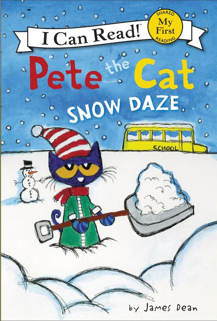 Kindergarten Online Books To Read For Free Pete the Cat: Sn...