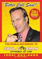 Better Call Saul Hardcover  by David Stubbs