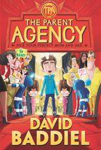 The Parent Agency Paperback  by David Baddiel