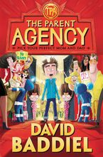 The Parent Agency Hardcover  by David Baddiel
