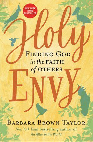 Holy Envy - Barbara Brown Taylor - Hardcover