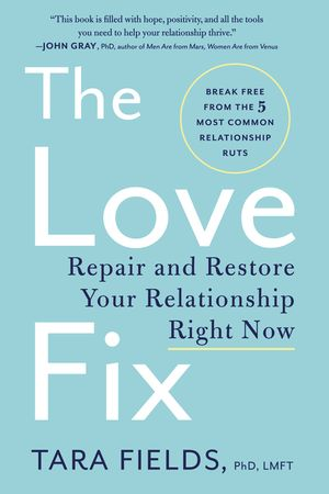 The Love Fix book image