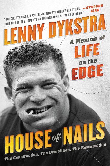 House Of Nails Lenny Dykstra E Book