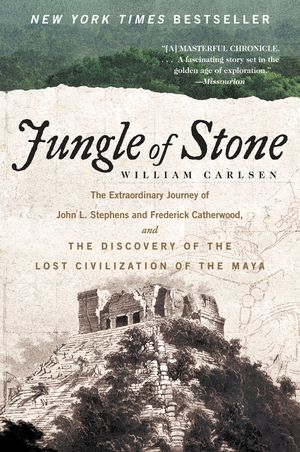 Jungle of Stone book image