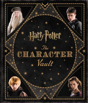 Harry Potter: The Character Vault book image