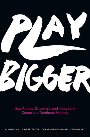 Play Bigger book image