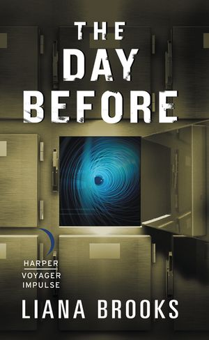 The Day Before book image