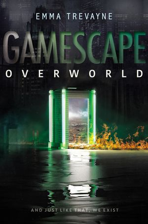 Gamescape: Overworld book image