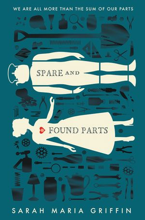 Spare and Found Parts book image
