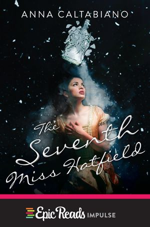 The Seventh Miss Hatfield book image
