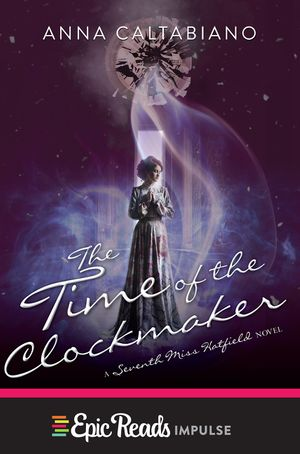 The Time of the Clockmaker book image