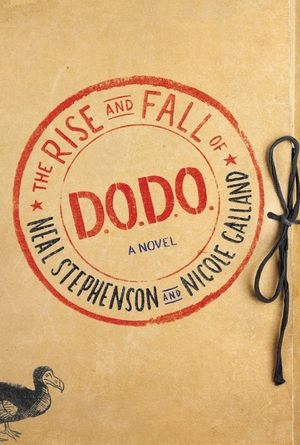 The Rise and Fall of D.O.D.O. book image