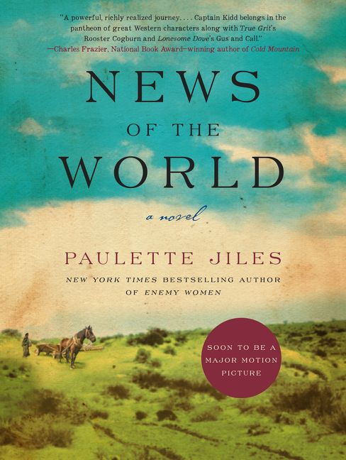 Direct Sales Canada >> News of the World - Paulette Jiles - Paperback