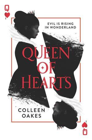Queen of Hearts book image