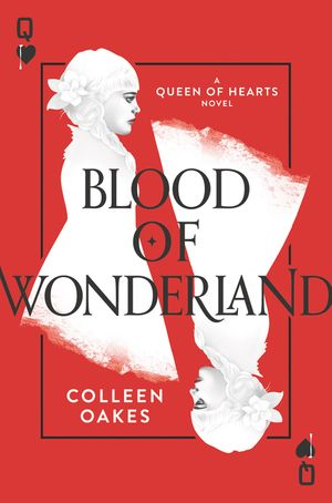 Blood of Wonderland book image