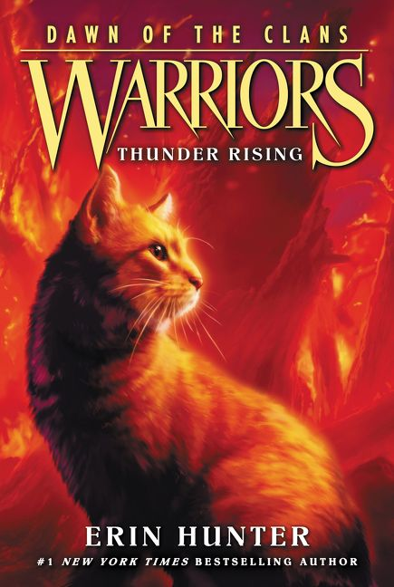 warriors dawn of the clans 2 thunder rising erin