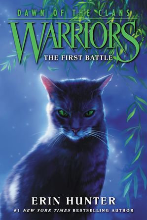 Warrior Cats Dawn Of The Clans Series