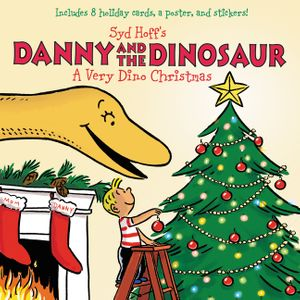 Danny and the Dinosaur: A Very Dino Christmas book image