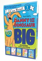 Danny and the Dinosaur: Big Reading Collection Paperback  by Syd Hoff