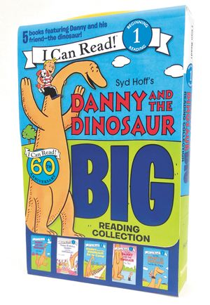 Danny and the Dinosaur: Big Reading Collection book image