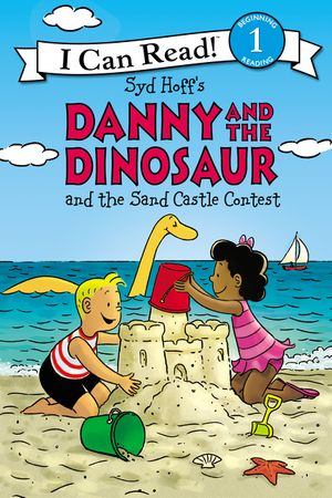 Danny and the Dinosaur and the Sand Castle Contest book image
