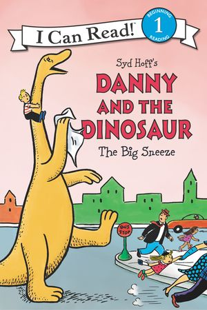 Danny and the Dinosaur: The Big Sneeze book image