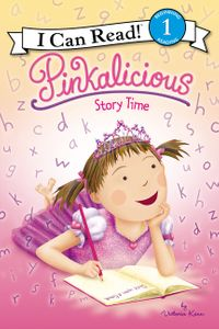 Pinkalicious: Story Time