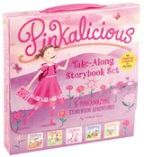 The Pinkalicious Take-Along Storybook Set