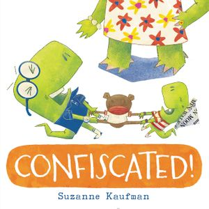 Confiscated! book image