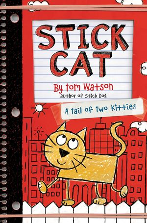 Stick Cat book image