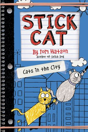 Stick Cat: Cats in the City book image