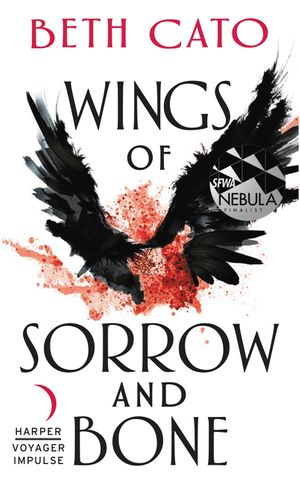Wings of Sorrow and Bone book image
