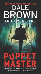 Puppet Master Paperback  by Dale Brown