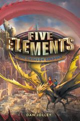 Five Elements #3: The Crimson Serpent