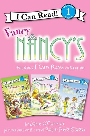 Fancy Nancy's Fabulous I Can Read Collection