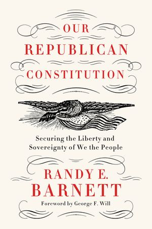 Our Republican Constitution book image