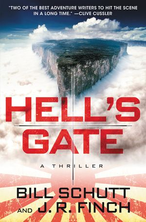 Hell's Gate book image