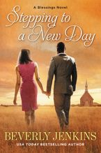 Stepping to a New Day Paperback  by Beverly Jenkins