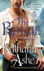 The Rogue Paperback  by Katharine Ashe