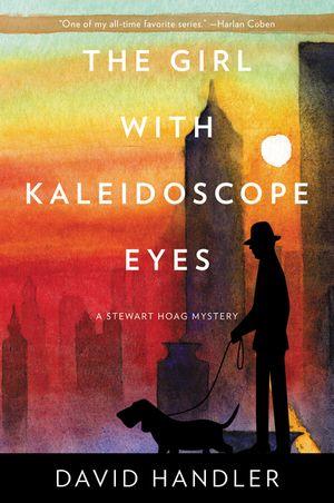 The Girl with Kaleidoscope Eyes book image