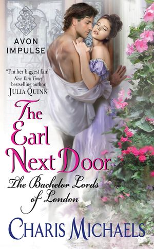 The Earl Next Door book image