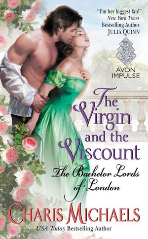 The Virgin and the Viscount book image