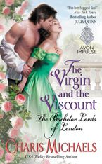 The Virgin and the Viscount Paperback  by Charis Michaels
