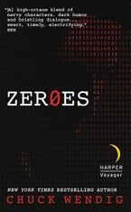 Zeroes Paperback  by Chuck Wendig