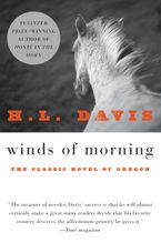 Winds of Morning Paperback  by H. L. Davis