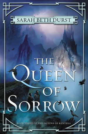 The Queen of Sorrow book image