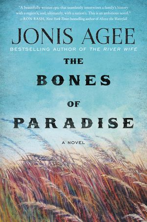 The Bones of Paradise book image