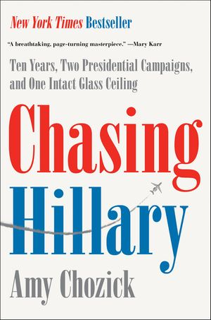 Chasing Hillary book image